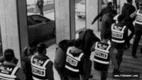 Balıkesir'de polis 14 aranan şahsı yakaladı.