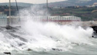 Denizlere Ait Meteorolojik Uyarı .. FIRTINA!..