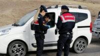 Jandarma Aranan 21 Şahsı Yakaladı.