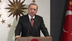 Cumhurbaşkanı Erdoğan 7 aylık maaşını bağışladı