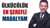 Mustafa Yıldızdoğan: Ülkücülük en şerefli madalyam