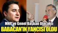 Ramiz Ongun, MHP'ye Genel Başkan Olacaktı, Babacan'ın yanına geçti