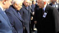 """Bahçeli, """"Şehitler tepesi boş kalacak"""" sözüne sinirlendiği için Kılıçdaroğlu'nun elini sıkmadı"""