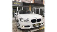 GÖKŞER OTOMOTİVDEN BMW 1.16d ED IŞIK PAKET HATASIZ BOYASIZ