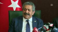 MHP Genel Başkan Yardımcısı Feti Yıldız koronavirüs sebebiyle hastaneye yatırıldı