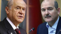 Bakan Soylu'dan MHP Lideri Bahçeli'ye teşekkür telefonu