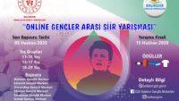 Balıkesir Gençlik Spor İl Müdürlüğü Gençler ŞİİRYARIŞMASI düzenliyor