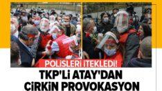 TKP'DEN 1 MAYIS PROVOGASYONU