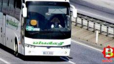 BİLET FİATLARI..Balıkesir – Ayvalık otobüs bileti 100 lira