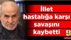 Balıkesirli siyasetçi hayatını kaybetti