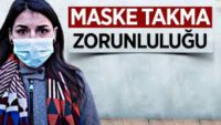 BALIKESİR'İN HER YERİNDE MASKE ZORUNLU