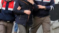 Balıkesir'de 18 yıl kesinleşmiş hapis cezası bulunan şahıs yakalandı.