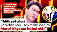 Akşener'den Onaylı Milliyetçi Düşmanı Sosyalist