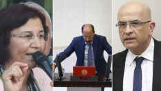 CHP ve HDP'li 3 ismin milletvekilliği düşürüldü