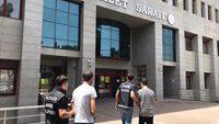 Balıkesir'de 2 uyuşturucu taciri tutuklandı.