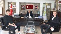 Dursunbey Belediyespor altyapısından Süper Lige