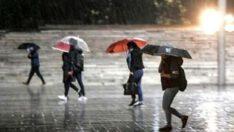 Meteoroloji uyardı! Türkiye'nin tamamında kuvvetli sağanak var