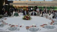 Vali Ersin Yazıcı için veda yemeği düzenlendi