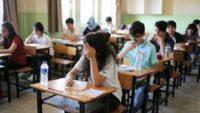 Yarın 20 ilçede 18 bin 991 öğrenci sınava giriyor
