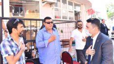 Balıkesir Müzisyenler Derneğinin düzenlediği mevlid-i şerif programı ve lokma hayrı
