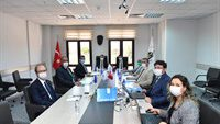 Güney Marmara Kalkınma Ajansı (GMKA) Yönetim Kurulu'nun Olağan Toplantısı Çanakkale'de Yapıldı