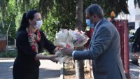 Vali Hasan Şıldak, İl Milli Eğitim Müdürü Yakup Yıldız'dan Brifing Aldı