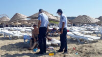 Balıkesir Plajlarında Salgın Önlemleri