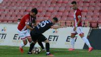 Balıkesirspor – Eskişehirspor maç sonucu: 2 – 0