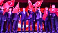 Balıkesir Demokrasi Nöbetinde Buluştu