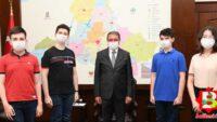 Balıkesir'in LGS şampiyonlarına Vali ödülü