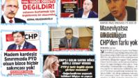 CHP'nin devrimci figüranları ülkücü olamaz!