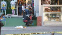 Balıkesir'de kafede silahlı saldırı: 2 yaralı