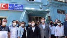 MHP Balıkesir İl Yönetimi Havran, Burhaniye ve Gömeç'i ziyaret etti