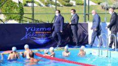 Karesi'de Yüzme Bilmeyen Kalmasın!