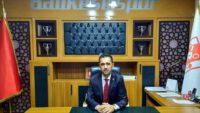 BALIKESİRSPOR'UN YENİ BAŞKANI ÜMİT ASLAN