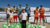 Türkiye Voleybol Federasyonu Pro Beach Tour'un ilk ayağı olan Altınoluk kupası oynanandı