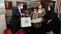 Vali Şıldak Türk Anneler Derneği Balıkesir Şubesini Ziyaret Etti