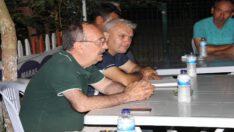 Metin Mengüç yönetimi ziyaretlerini sürdürüyor