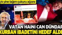 """""""KURBAN KANDAN BİR KRALLIKTIR. KURBAN BİR CİNAYETTİR""""DİYEN ŞEREFSİZLER!.."""