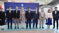 AK Parti Balıkesir Teşkilatında 'TMM'li Bayramlaşma