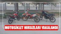 MOTOSİKLET HIRSIZLIĞI