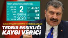 Türkiye'de Covid-19'dan bugün 18 kişi hayatını kaybetti