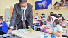 Vali Şıldak Mesaisine Okul Ziyareti İle Başladı