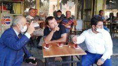 MÜFTÜ TOPCAN BALIKESİR'İ KARIŞ KARIŞ GEZİYOR