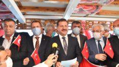 BBB Türkiye – Yunanistan Sınırında Deklarasyon Okudu