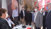 Fatih Bağcı MHP Erdek ilçe başkanı oldu