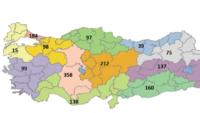 İl il koronavirüs risk ve yoğunluk haritası 7 Eylül Günlük coronavirüs tablosu