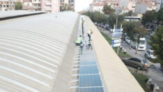 Büyükşehir GES'ten Elektrik Üretecek