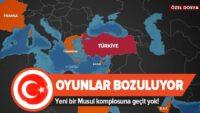 Türkiye yeni Musul komplosuna izin vermiyor! Doğu Akdeniz'de neler oluyor?