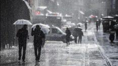 Yağmur ve fırtınaya dikkat! Meteoroloji saat verip uyardı